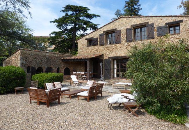Villa in Le Plan-de-la-Tour - BERGERIE