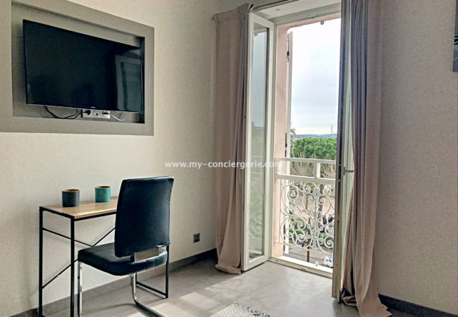 Apartment in Sainte-Maxime - APPARTEMENT LE CAPRICCIOSA