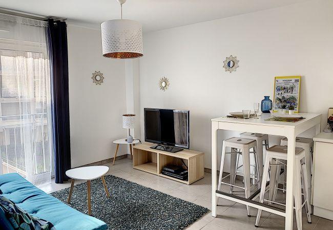 Apartment in Sainte-Maxime - LE PETIT LYS