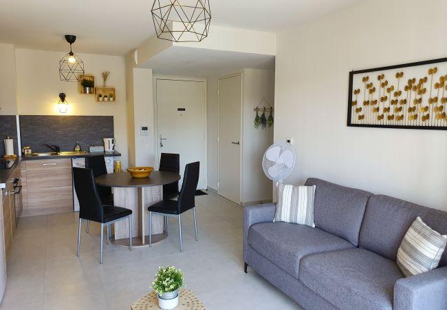 Appartement à Le Plan-de-la-Tour - APPARTEMENT L'ECRIN VERT