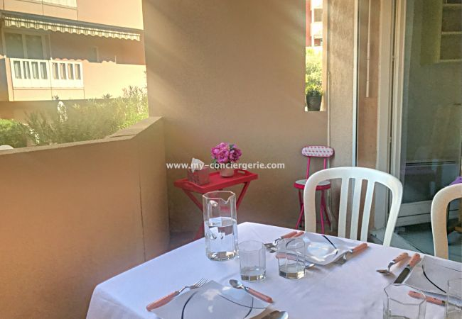 Appartement à Sainte-Maxime - APPARTEMENT POSIDONIE