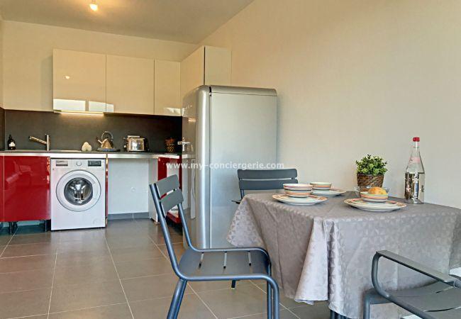 Appartement à Le Plan-de-la-Tour - APPARTEMENT LE PARADIS DE JEANNE