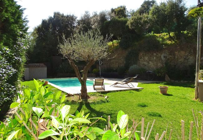 Villa à Sainte-Maxime - VILLA GAIA