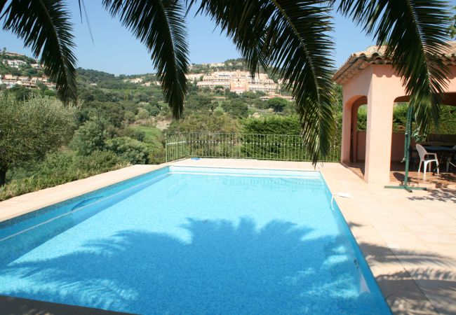 Villa à Sainte-Maxime - Villa SABAUDIA