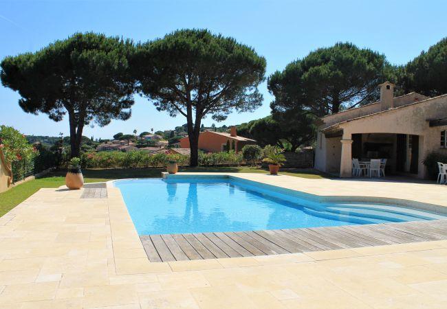 Villa à Sainte-Maxime - VILLA LES BASTELIERS