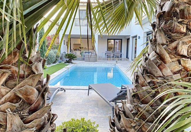 Maison mitoyenne à Sainte-Maxime - LA MEDITERRANEE