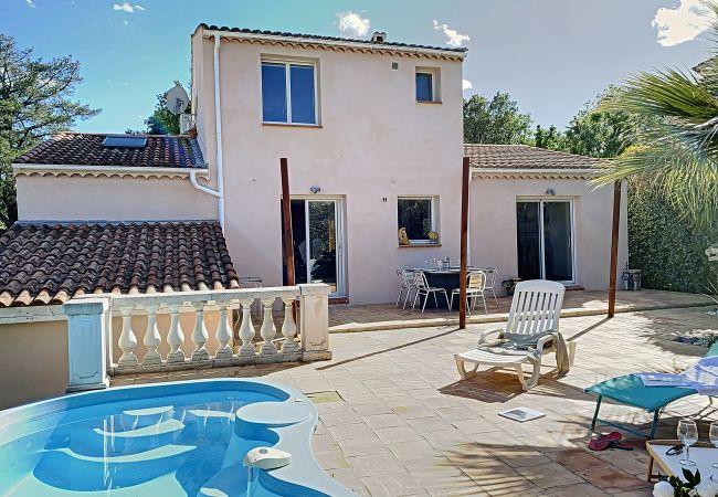 Villa à Cogolin - VILLA LA SALAMANDRE